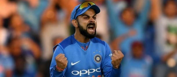 Kohli will be looking for the win