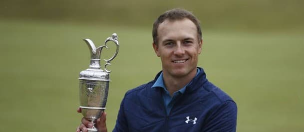Spieth is on course for back-to-back titles