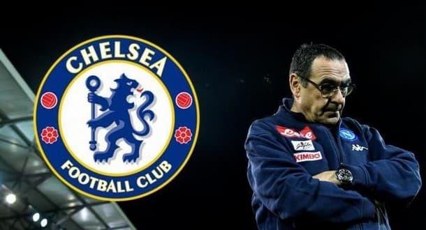 Chelsea's new manager Maurizio Sarri.