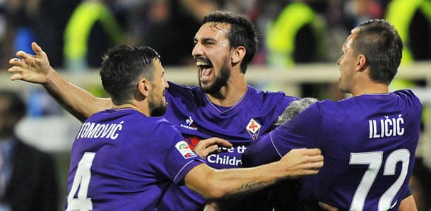 Fiorentina to do the donkey work versus Udinese