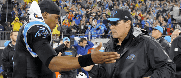 Newton and Rivera have Super Bowl potential