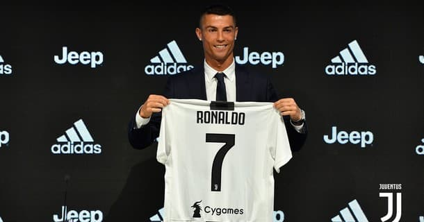 Juventus pulled off the coup of the summer by signing Ronaldo.