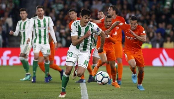 Real Betis kick off La Liga against Levante on Friday night.