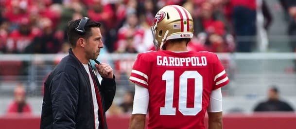 Can Garoppolo lead the 49ers to the playoffs?