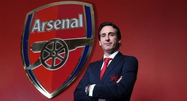Unai Emery has taken over as manager of Arsenal.