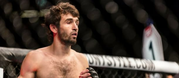 Zabit Magomedsharipov is one of the UFC's fastest rising stars