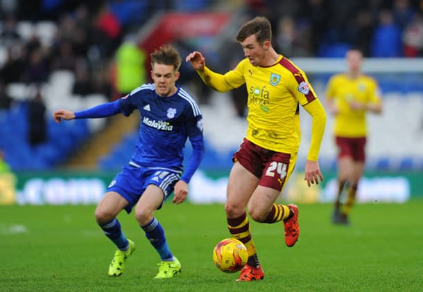 Cardiff City v Burnley