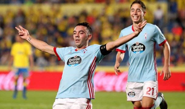 Celta Vigo and Valladolid