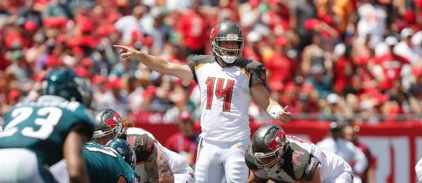 Will Fitzpatrick lead the Bucs to victory