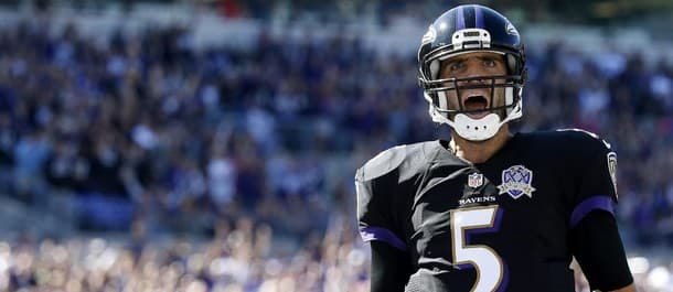 Flacco can lead the Ravens to victory