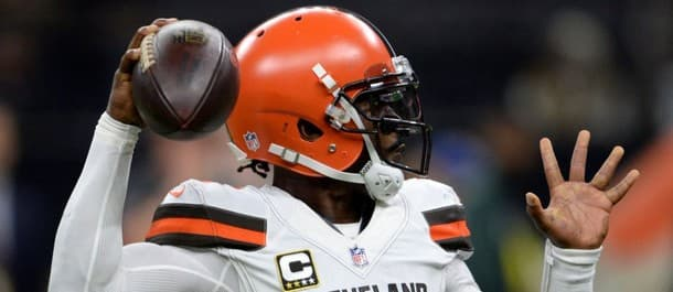 Can Taylor lead the Browns to victory?
