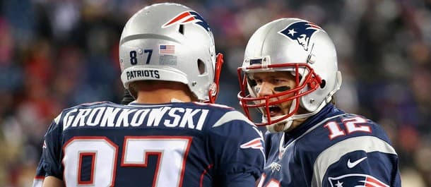Brady and Gronk faces a major test