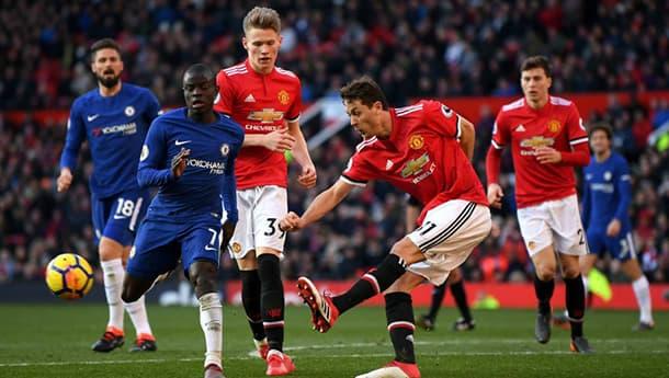 Chelsea v Manchester Utd