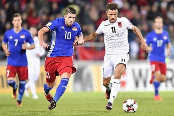 Gibraltar vs Liechtenstein