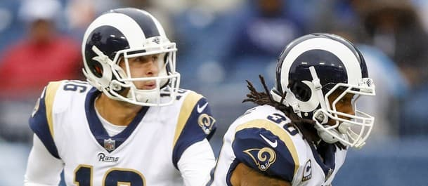 The Rams are on course for another win