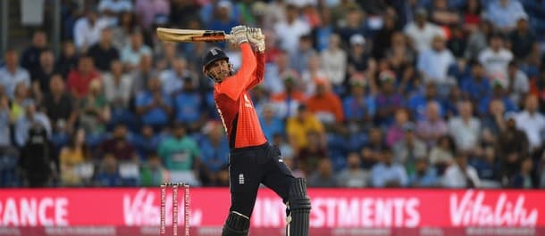 Will Hales find his touch?
