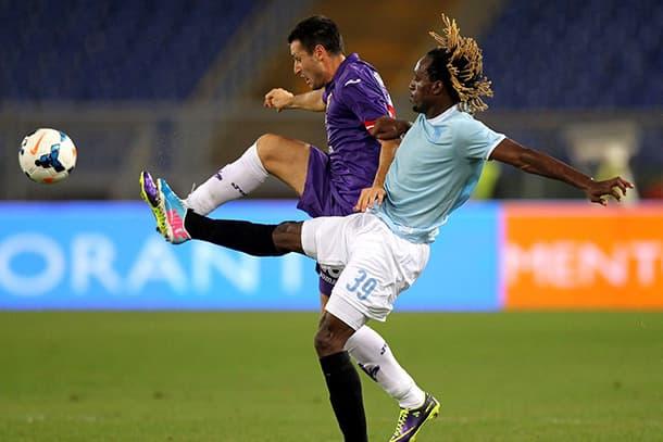 Lazio and Fiorentina