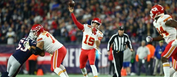 Will Mahomes lead the Chiefs back to form?