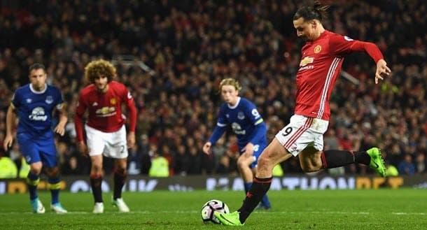 Manchester Utd v Everton