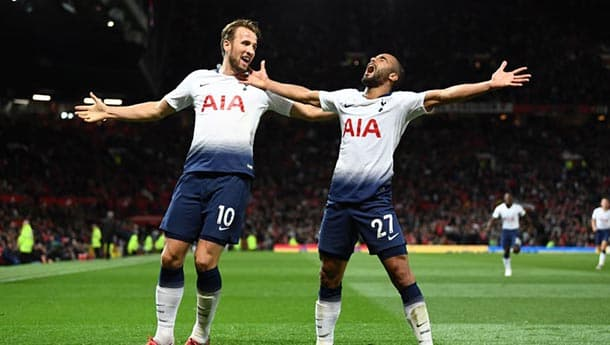 Tottenham Spurs Champions League