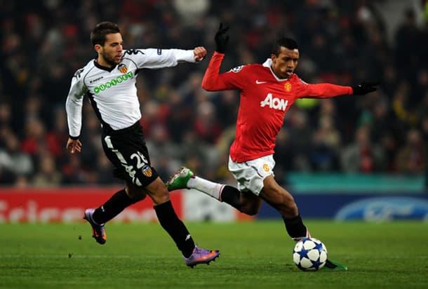 Valencia v Manchester United