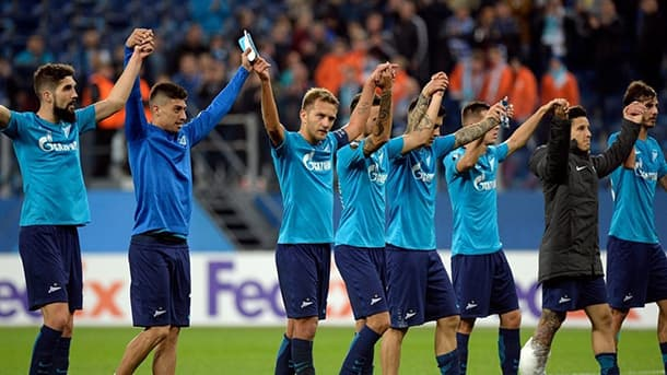 Zenit UEFA Europa League