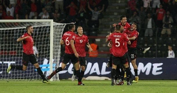 Albania UEFA Nations League