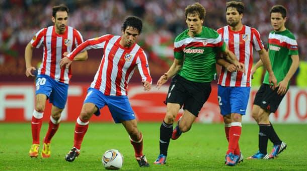 Atletico Madrid v Athletic