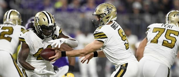 Will the Saints end the Rams' unbeaten run?