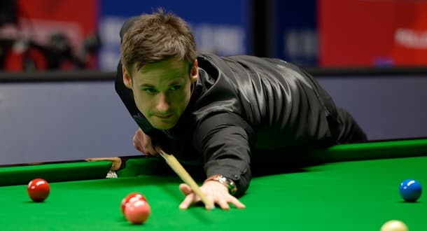 David Gilbert is a huge price to cause a shock at the UK Snooker Championship.