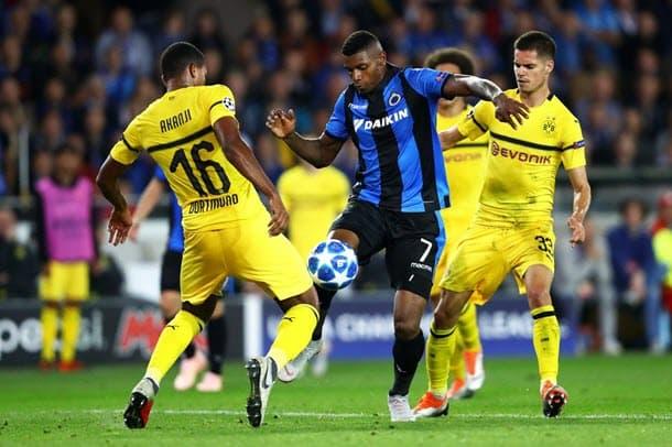 Dortmund v Club Brugge