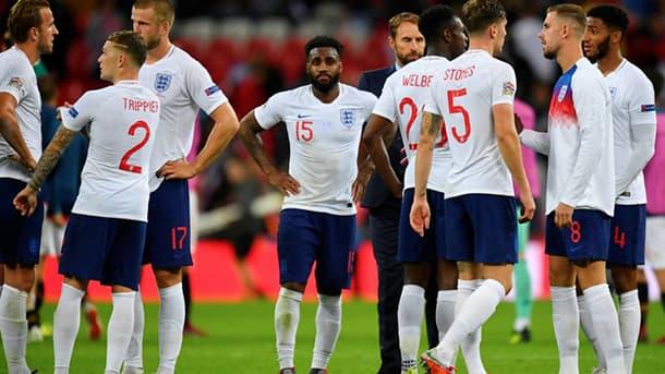 England UEFA Nations League