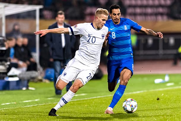 Greece v Finland