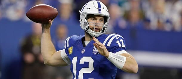 Will Luck and the Colts defeat the Titans?