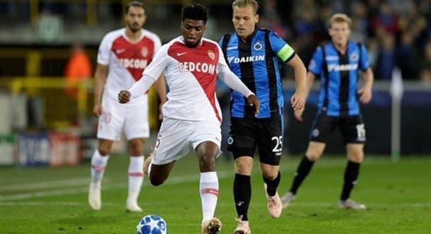 Monaco v Brugge