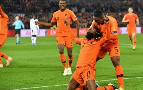 Netherlands UEFA Nations League