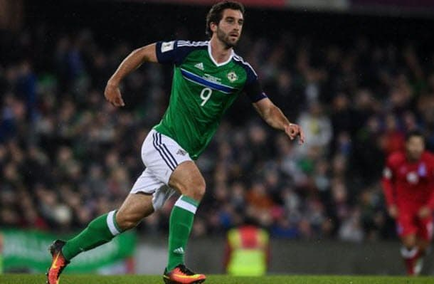 Northern Ireland v Austria UEFA Nations League
