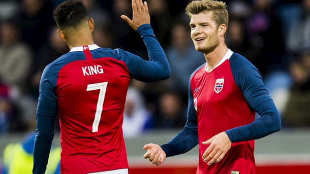 Norway UEFA Nations League