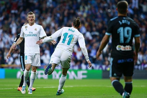 Real Madrid v Celta