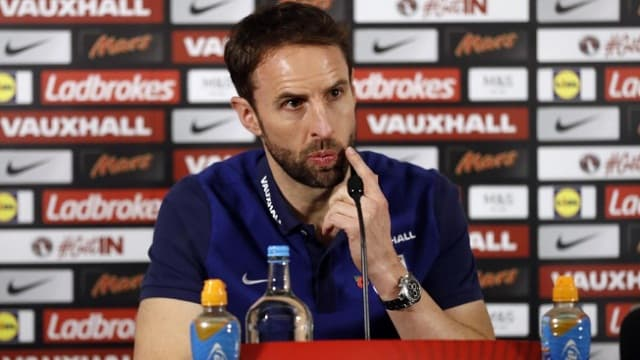 Gareth Southgate led England into the Finals of the Nations League.