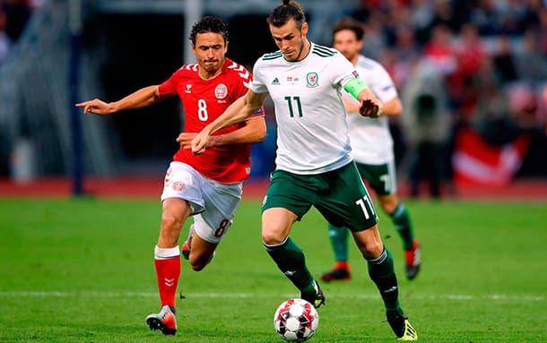 Wales vs Denmark
