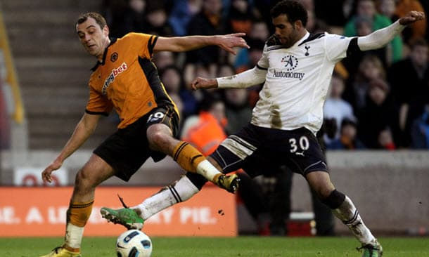 Wolves vs Tottenham