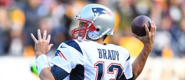 Will Brady defeat the Steelers again?