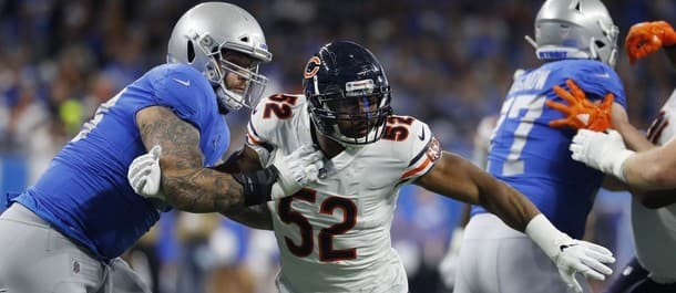 Mack will be crucial in stopping the Rams