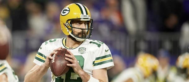 The spotlight is on Rodgers