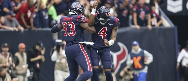 Will the Texans win their 10th-straight game?