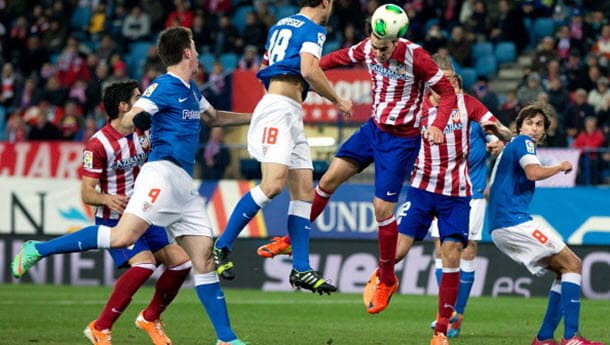 Atletico Madrid vs. Real Sociedad