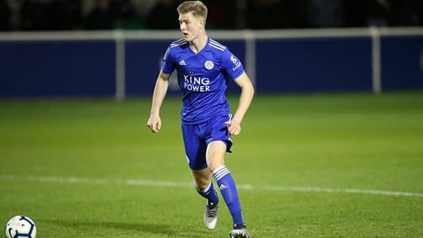 Leicester City Josh Knight