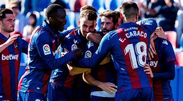 Levante v Valladolid