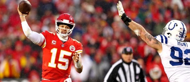 Mahomes can guide the Chiefs to the Super Bowl